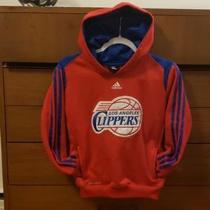 Adidas NBA LA Clippers Sweatshirt